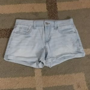 Old Navy jean shorts-never worn